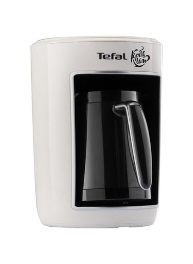 Tefal Köpüklüm Beyaz Türk Kahve Makinesi Beyaz